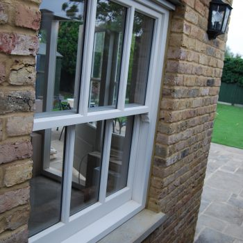 Traditional Box Sash and windows