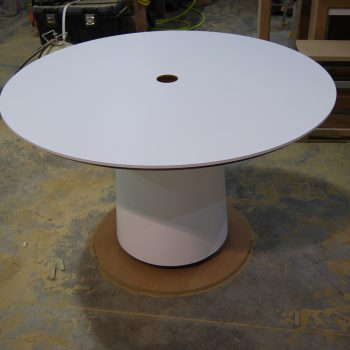 Top of Bespoke Conical Table
