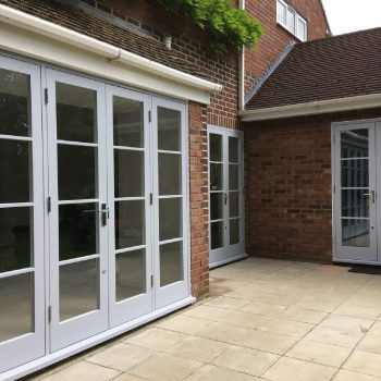Bespoke Hardwood French door sets