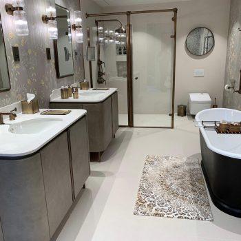 Amazing Bathroom, Beautiful Bespoke Vanity Units