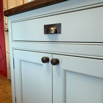 Shaker door with Ovolo moulding, Cock Bead frame work