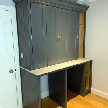 Bespoke Entertainment unit for the dining room